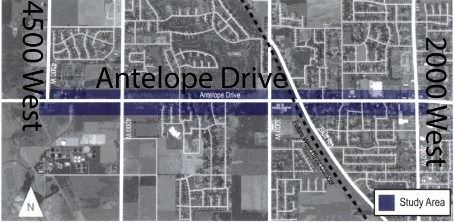UDOT - Antelope Drive Expansion